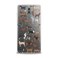 Lex Altern TPU Silicone Phone Case Dog Pattern