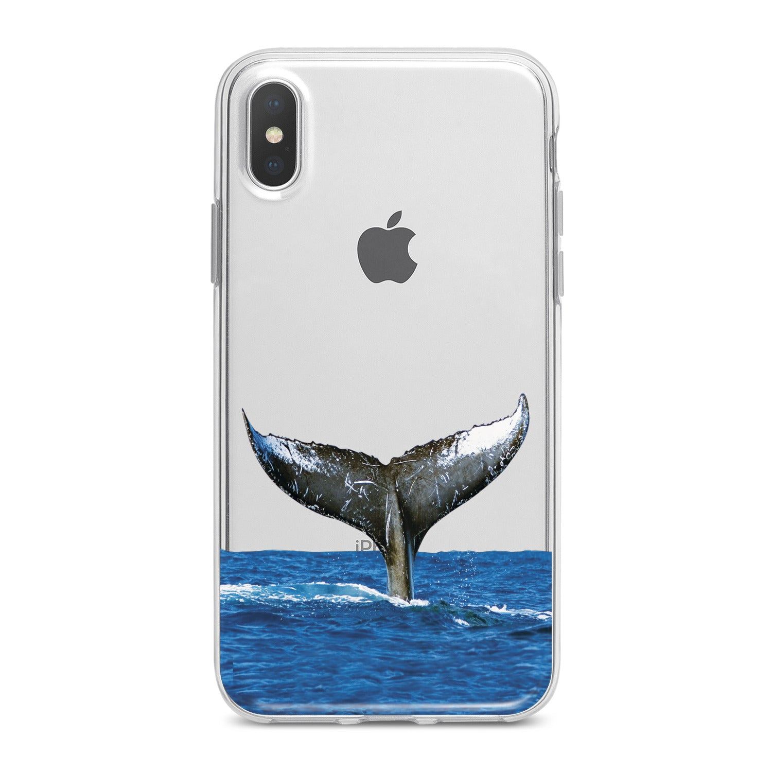 Lex Altern Ocean Whale Phone Case for your iPhone & Android phone.