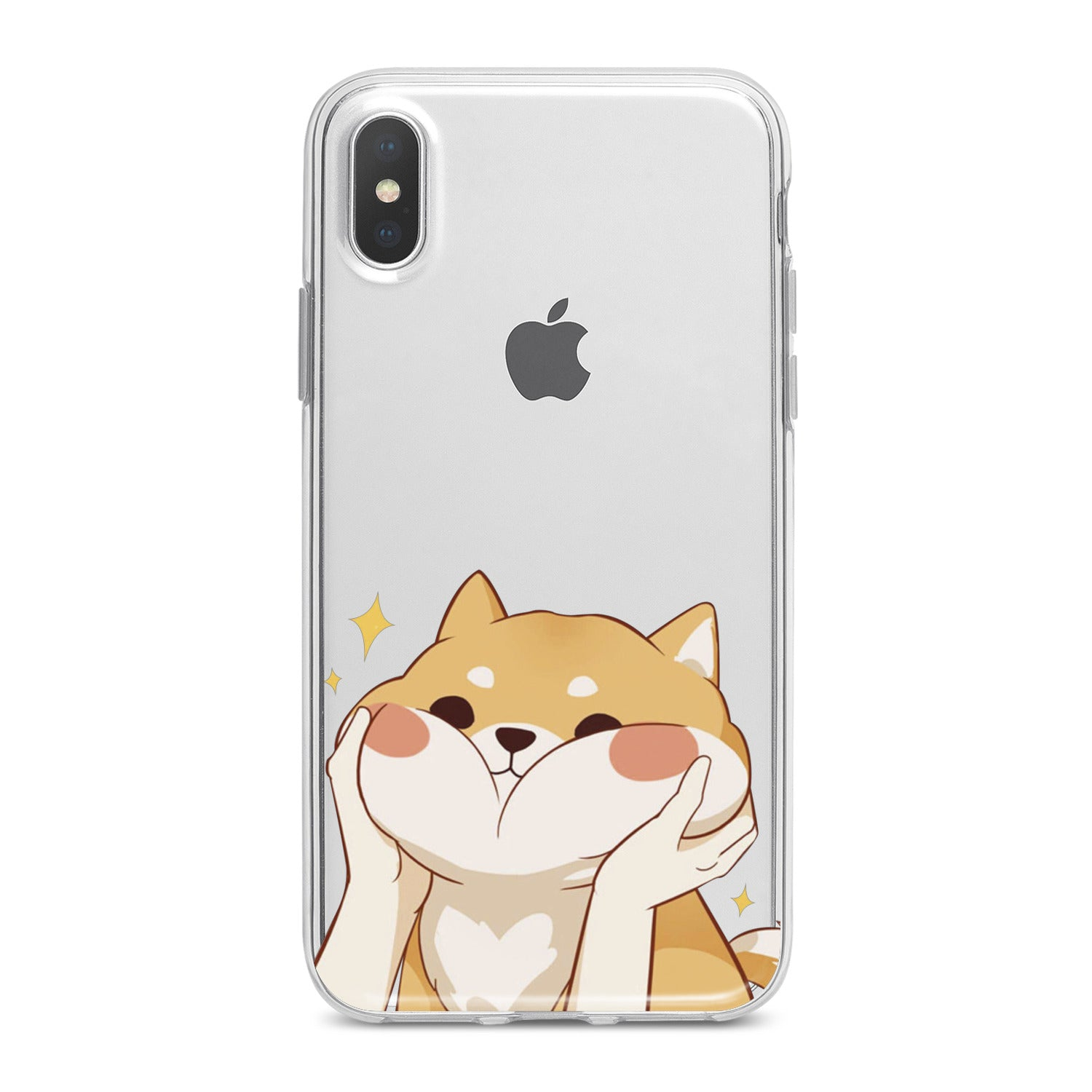 Lex Altern Shiba Inu Phone Case for your iPhone & Android phone.