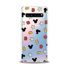 Lex Altern Cute Micki Funny Mouse Samsung Galaxy Case