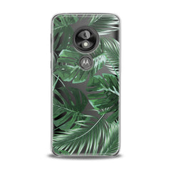 Lex Altern TPU Silicone Phone Case Monstera Leaves