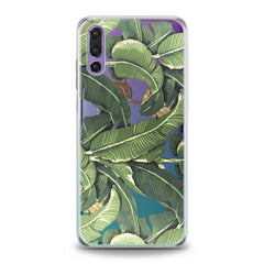 Lex Altern Banana Leaves Huawei Honor Case