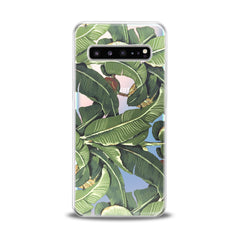 Lex Altern Banana Leaves Samsung Galaxy Case