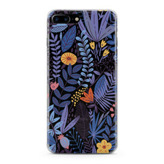 Lex Altern Blue Wildflower Phone Case for your iPhone & Android phone.