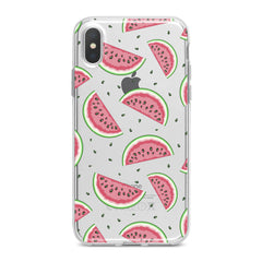 Lex Altern Watermelon Pattern Phone Case for your iPhone & Android phone.