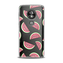 Lex Altern TPU Silicone Phone Case Watermelon Pattern
