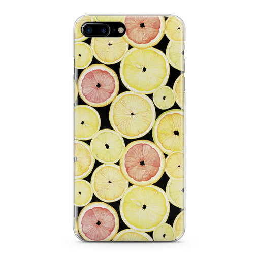 Lex Altern Yellow Lemon Phone Case for your iPhone & Android phone.