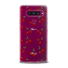 Lex Altern TPU Silicone Phone Case Summer Cherry