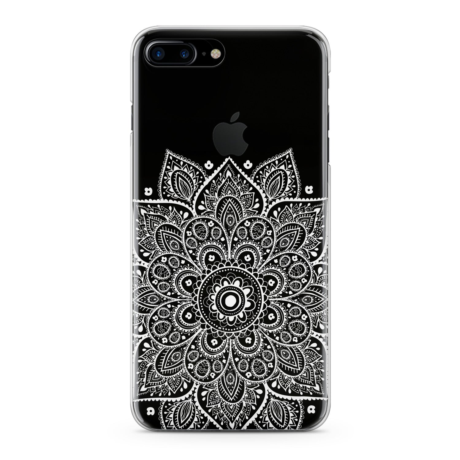 Lex Altern Mandala Flower Phone Case for your iPhone & Android phone.