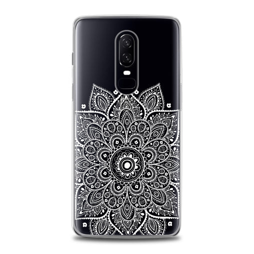 Lex Altern Mandala Flower OnePlus Case
