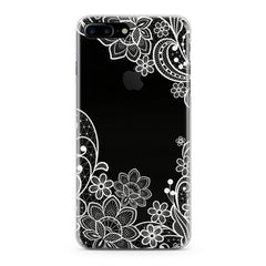 Lex Altern Lace Print Phone Case for your iPhone & Android phone.