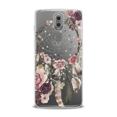 Lex Altern TPU Silicone Phone Case Floral Dreamcatcher Art