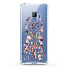Lex Altern TPU Silicone Phone Case Feather Dreamcatcher