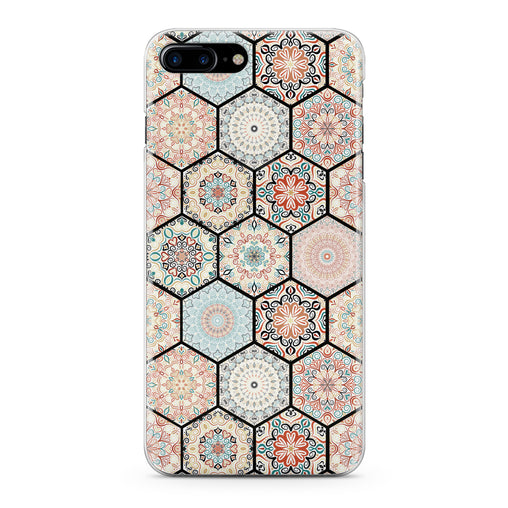Lex Altern Mosaic Pattern Phone Case for your iPhone & Android phone.