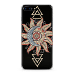 Lex Altern Bohemian Mandala Phone Case for your iPhone & Android phone.