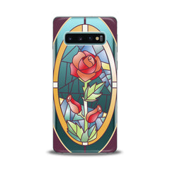 Lex Altern Red Rose Art Samsung Galaxy Case