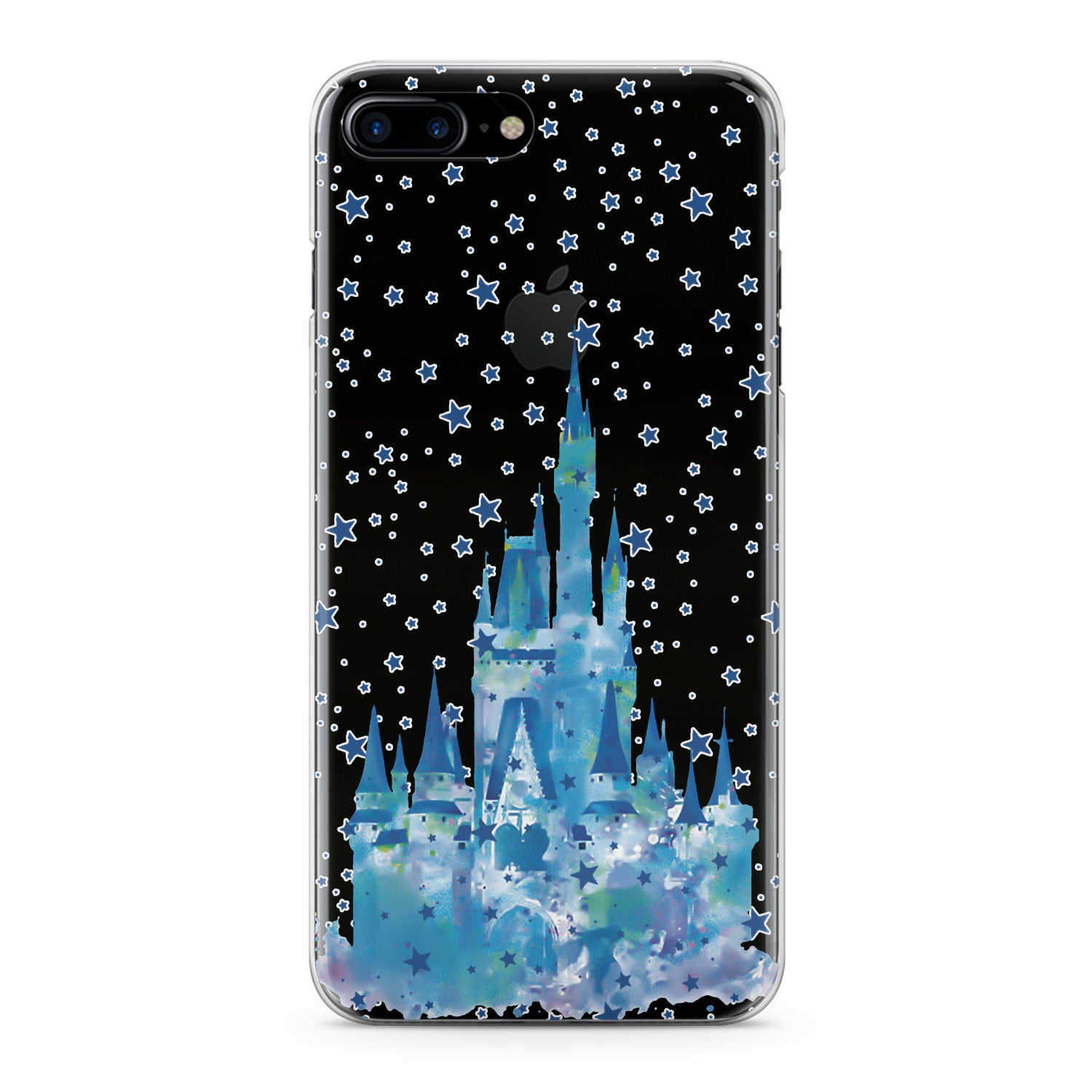 Lex Altern Cartoon Castle Art Phone Case for your iPhone & Android phone.