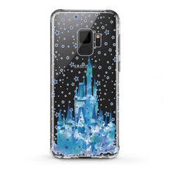 Lex Altern TPU Silicone Samsung Galaxy Case Cartoon Castle Art