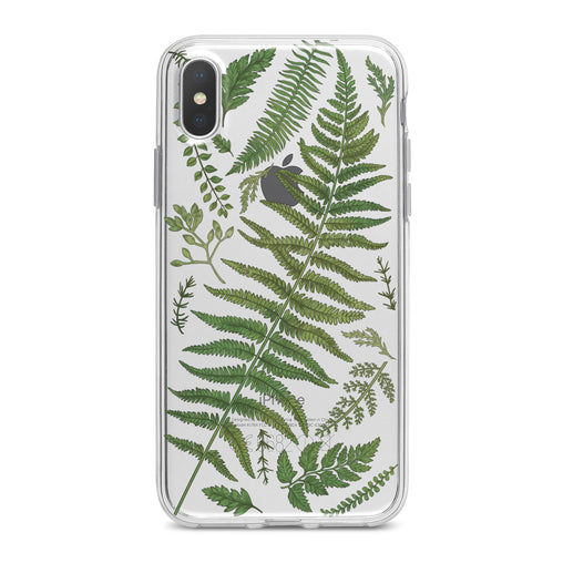 Lex Altern Green Fern Phone Case for your iPhone & Android phone.