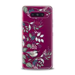 Lex Altern TPU Silicone Phone Case Beautiful Currant Blossom