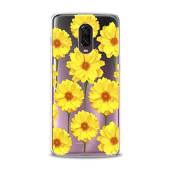 Lex Altern TPU Silicone Phone Case Bright Yellow Daisies