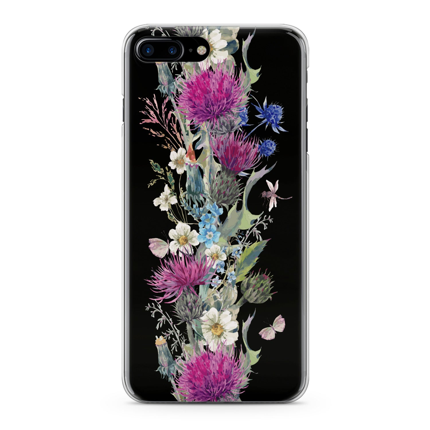 Lex Altern Wildflowers Bouquet Phone Case for your iPhone & Android phone.