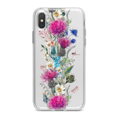 Lex Altern TPU Silicone Phone Case Wildflowers Bouquet