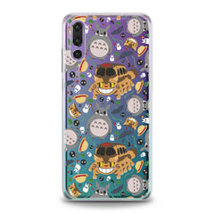 Lex Altern Funny Pattern Huawei Honor Case