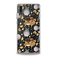 Lex Altern TPU Silicone Huawei Honor Case Funny Pattern