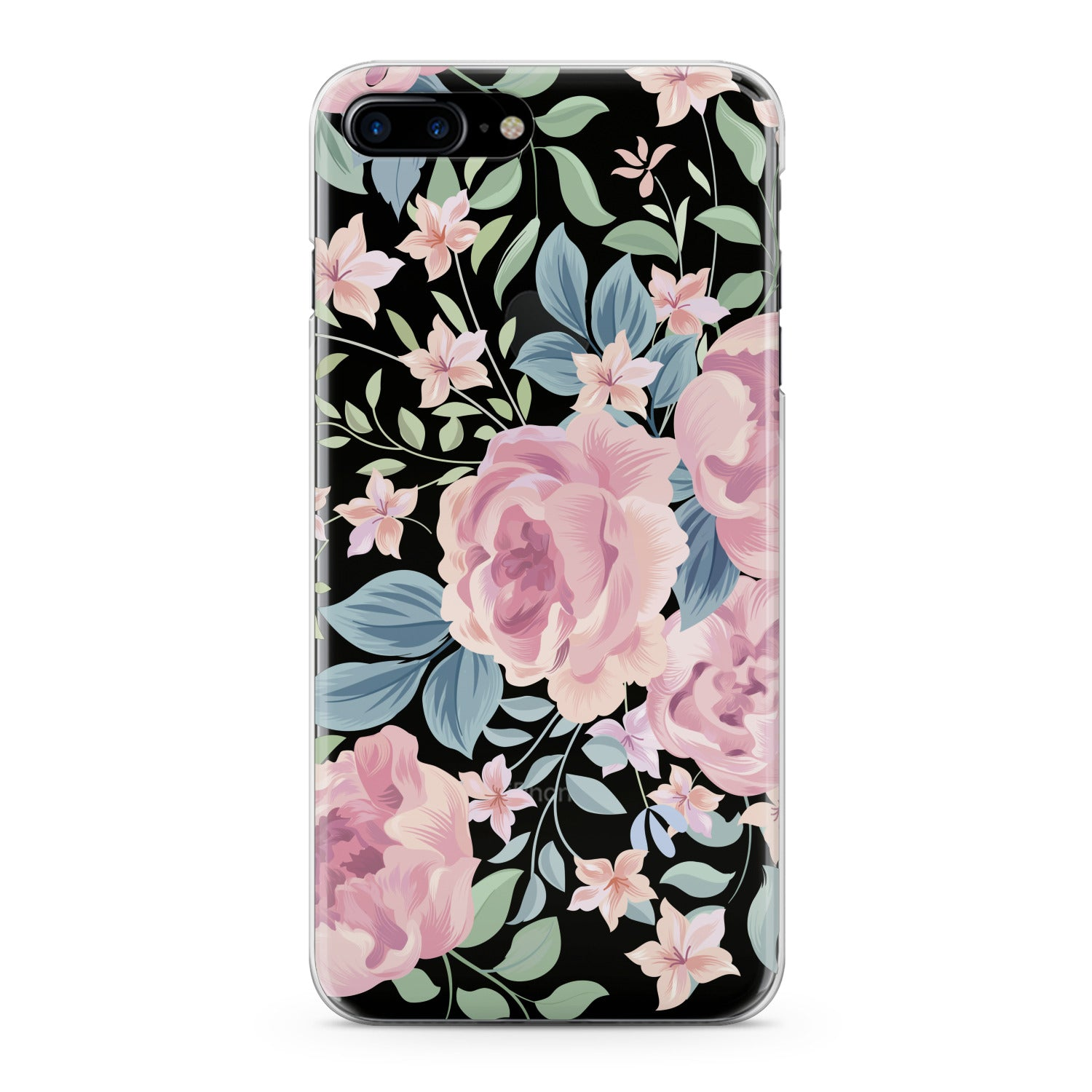 Lex Altern Amazing Pink Roses Phone Case for your iPhone & Android phone.