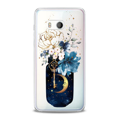 Lex Altern Floral Bottle Art HTC Case