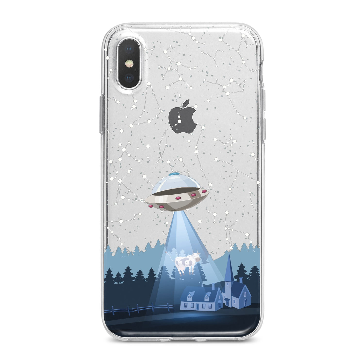 Lex Altern Spaceship Phone Case for your iPhone & Android phone.