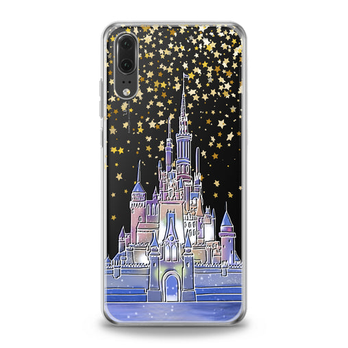 Lex Altern Castle Mickey Cartoon Huawei Honor Case