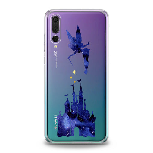 Lex Altern Castle Tinker Bell Cartoon Huawei Honor Case