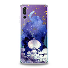 Lex Altern TPU Silicone Huawei Honor Case Aladin Castle