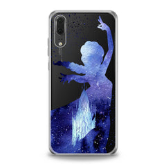 Lex Altern TPU Silicone Huawei Honor Case Princess Elsa