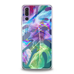 Lex Altern TPU Silicone Huawei Honor Case Colorful Monstera