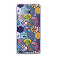 Lex Altern Tropical Birds HTC Case
