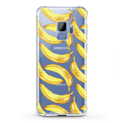 Lex Altern TPU Silicone Phone Case Sweet Banana Art