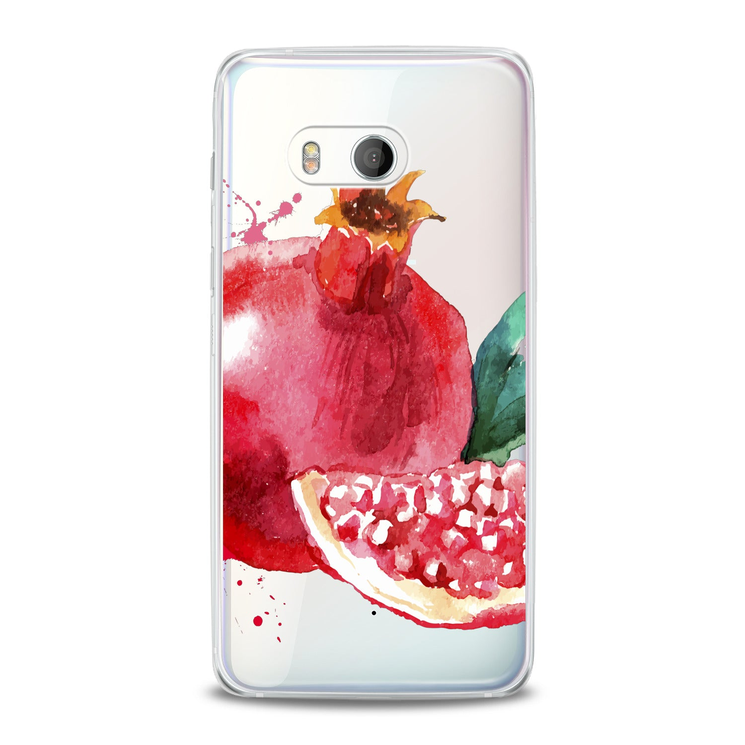 Lex Altern Watercolor Garnet HTC Case