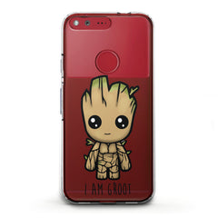 Lex Altern TPU Silicone Phone Case Groot