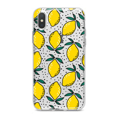 Lex Altern Lemon Drawing Art Phone Case for your iPhone & Android phone.