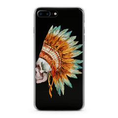 Lex Altern Indian Tribal Skull Phone Case for your iPhone & Android phone.