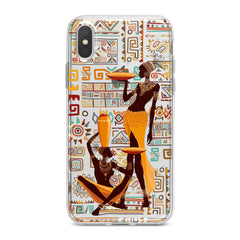 Lex Altern African Tribal Female Phone Case for your iPhone & Android phone.