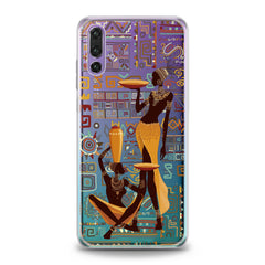 Lex Altern African Tribal Female Huawei Honor Case