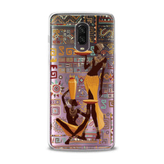 Lex Altern TPU Silicone Phone Case African Tribal Female