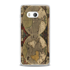 Lex Altern Ancient Atlas Worldwide HTC Case