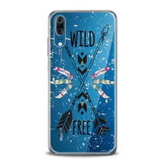 Lex Altern TPU Silicone Huawei Honor Case Indian Quote