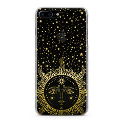 Lex Altern Golden Sun Shining Phone Case for your iPhone & Android phone.