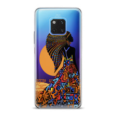 Lex Altern TPU Silicone Huawei Honor Case African Beauty Woman